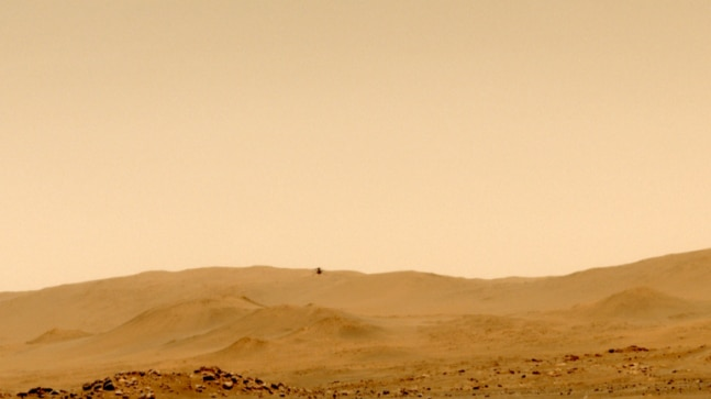 Flying on Mars is possible: Here's how small rotorcraft Ingenuity proved it