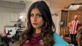 Pakistan bans porn star Mia Khalifa's TikTok account. Her reaction is epic