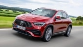Mercedes-AMG GLA 35 4MATIC launched in India at Rs 57.28 lakh