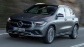 2021 Mercedes-Benz GLA launched in India, price starts at Rs 42.10 lakh
