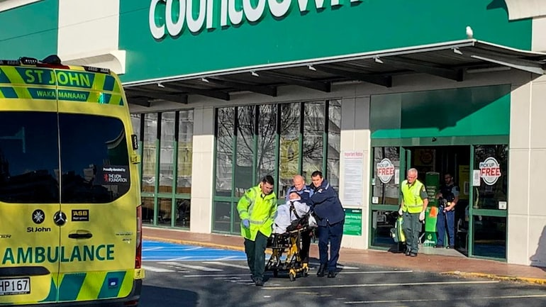 Man stabs 5 at New Zealand supermarket; 3 critically wounded - World News