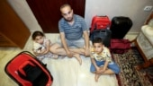 'Mama, Baba, Boom!': Toddlers and families learn to live with Gaza bombardment