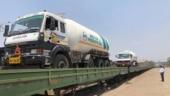 Covid-19: Delhi set to receive 244 metric tonnes of LMO via Oxygen Express