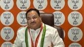 JP Nadda meets BJP leaders to discuss relief measures as cyclone Tauktae intensifies