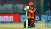 David Warner took it with class: Brad Haddin on opener's reaction after being axed as SRH captain