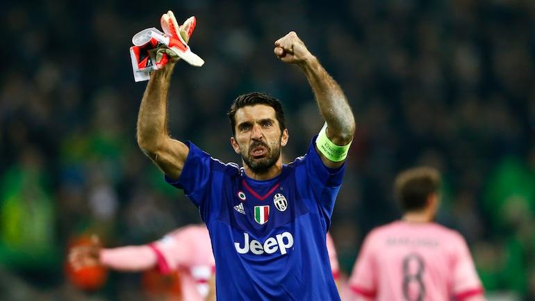 Gianluigi Buffon to leave Juventus but postpones decision on retirement. (Reuters Photo)