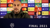 Champions League final: Manchester City will have to suffer to win, says manager Pep Guardiola
