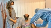 Rajinikanth gets second dose of Covid-19 vaccine, daughter Soundarya shares pic