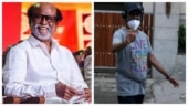Rajinikanth goes for a walk in Chennai wearing a face mask. Viral pic