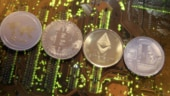 Cryptocurrency prices today: Bitcoin nears $45,000, Ethereum rises over 3%