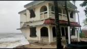 Watch | House collapses into sea in Kerala's Kasargod as Cyclone Tauktae intensifies
