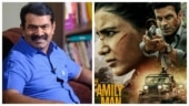 Ban The Family Man 2, says NTK Chief Seeman, warns of serious consequences