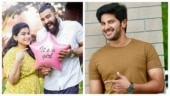 Siju Wilson and wife Shruthi welcome baby girl. Dulquer Salmaan congratulates couple