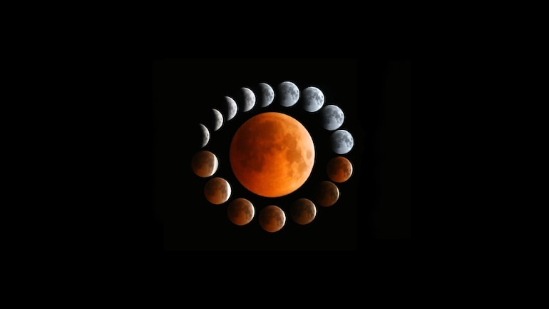 Lunar Eclipse on May 26: These Indian cities will see celestial phenomenon  - SCIENCE News