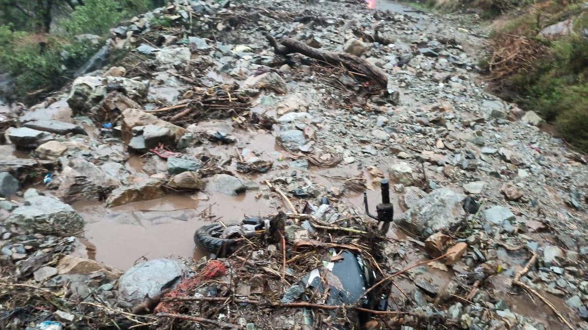 Cloudburst in Uttarakhand's Tehri, Uttarkashi and Rudraprayag - India News