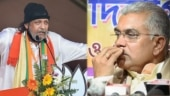 Dilip Ghosh, Mithun Chakraborty instigated violence in Bengal: TMC worker in police complaint