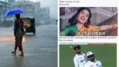 #MumbaiRains trends on Twitter as city receives pre-monsoon showers. Best memes