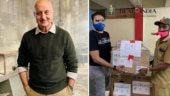 Anupam Kher donates oxygen concentrators, BiPAP machines for Covid patients in Mumbai