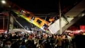 Scary video captures Mexico rail overpass collapse that killed 20, injured 49 | Watch