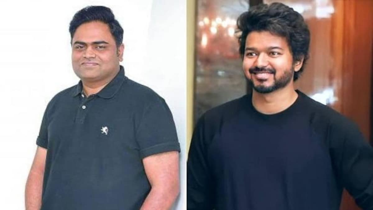 Thalapathy Vijay to join hands with director Vamsi Paidipally for his next  film - Movies News