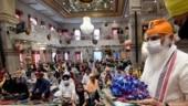 PM Modi visits Delhi's Gurdwara Sis Ganj Sahib, pays tribute to Guru Teg Bahadur on 400th Parkash Purab