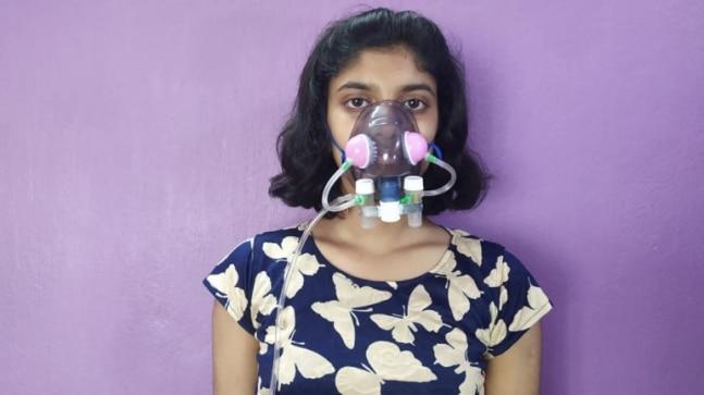 Class 12 Bengal student says her mask can kill coronavirus