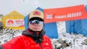 Hong Kong woman breaks record for fastest ascent of Everest, official says