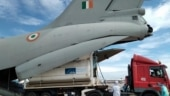 Covid-19: IAF airlifts cryogenic containers to tackle oxygen supply crisis