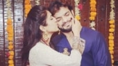 Karan Patel's wife Ankita Bhargava shares unseen pics from their engagement and sangeet