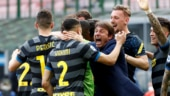 Inter Milan end 11-year wait for Serie A title: Antonio Conte's men end Juventus's golden run in Italy