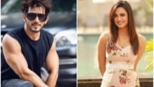 Shweta Tiwari shows off her abs, Arjun Bijlani asks which chyawanprash she eats