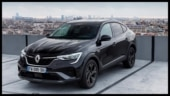 Renault Arkana, the new crossover SUV