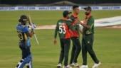 Bangladesh vs Sri Lanka, 2nd ODI: Live Streaming, TV Schedule and Start time