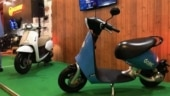 Benelli Dong electric scooter unveiled