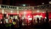 16 killed in fire at Covid hospital in Gujarat's Bharuch; PM Modi says 'pained by the loss of lives'