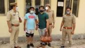 Noida: Two arrested for black marketing plasma at Rs 40,000