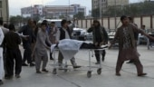 Bomb explodes near girls' school in Kabul, at least 30 dead