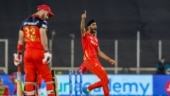 IPL 2021: Harpreet Brar after dismissing Kohli, Maxwell and de Villiers- Punjabis make their presence felt