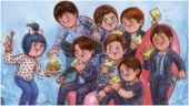 Amul features BTS in animated doodle after K-pop band announces English song Butter