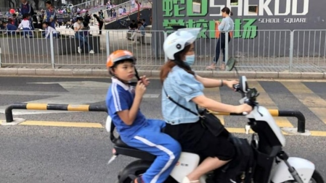 China professor calls for million-yuan reward to boost birth rates