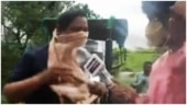 Reporter asks man why he stepped out during Cyclone Yaas in Odisha. His reply is now a viral video