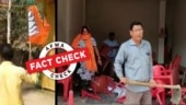 Fact Check: Ticket distribution, not oxygen shortage led to BJP workers ransacking party office