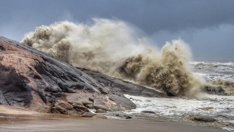 Cyclone Tauktae intensifies into severe cyclonic storm, alert for Gujarat  and Diu coasts - India News