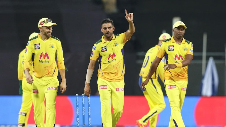 IPL 2021: Don't know what went wrong, players followed bio-bubble protocols  strictly - CSK pacer Deepak Chahar - Sports News