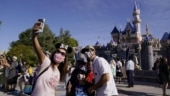 Disneyland California opens its gates for visitors after 13 months