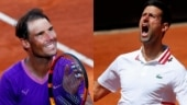 Novak Djokovic vs Rafael Nadal live streaming: When and where to watch Italian Open 2021 final in India