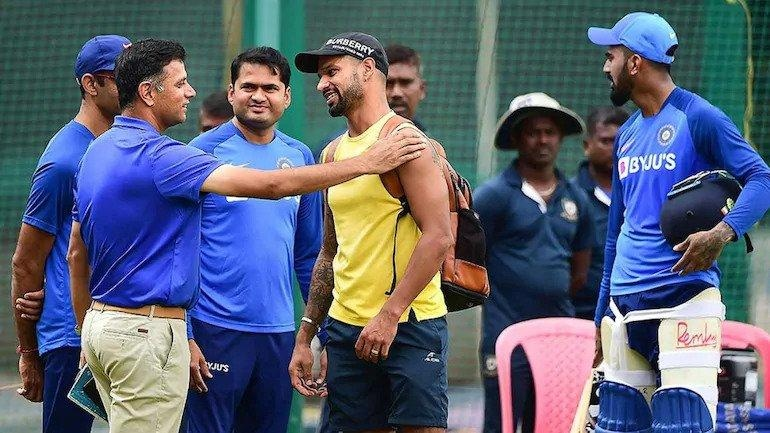 Rahul Dravid to coach Indian limited-overs teams in Ravi Shastri's absence on Sri Lanka tour to coach Indian limited-overs team on Sri Lankan tour - Sports News