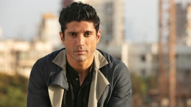 Farhan Akhtar posts screenshot of CoWin booking slot to end all criticism
