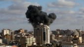 Gaza's only Covid testing lab destroyed in Israeli strikes, says health ministry