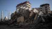 Egypt and Israel hold talks on consolidating truce with Hamas, rebuilding Gaza Strip